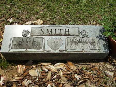 SMITH, SIKES L - Lincoln County, Louisiana | SIKES L SMITH - Louisiana Gravestone Photos