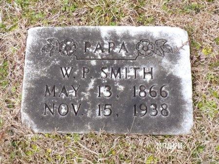 SMITH, WILLIAM P - Lincoln County, Louisiana | WILLIAM P SMITH - Louisiana Gravestone Photos