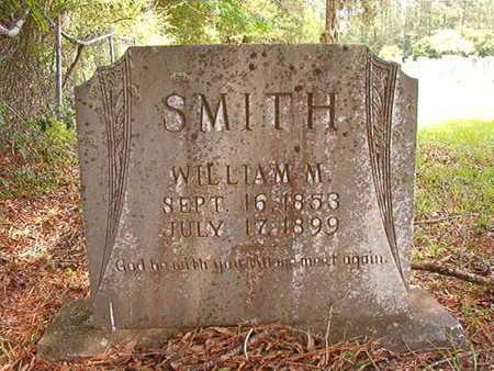 SMITH, WILLIAM M - Lincoln County, Louisiana | WILLIAM M SMITH - Louisiana Gravestone Photos