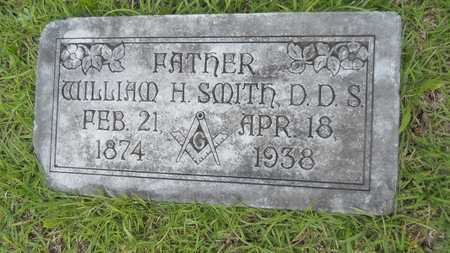 SMITH, WILLIAM H, DDS - Lincoln County, Louisiana | WILLIAM H, DDS SMITH - Louisiana Gravestone Photos