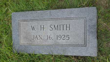 SMITH, W H - Lincoln County, Louisiana | W H SMITH - Louisiana Gravestone Photos