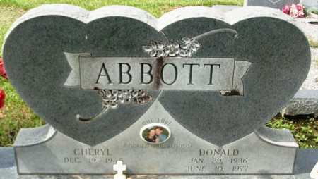 ABBOTT, DONALD - Livingston County, Louisiana   DONALD ABBOTT - Louisiana Gravestone Photos