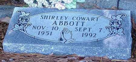 COWART ABBOTT, SHIRLEY - Livingston County, Louisiana   SHIRLEY COWART ABBOTT - Louisiana Gravestone Photos