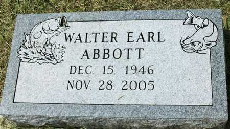 ABBOTT, WALTER EARL - Livingston County, Louisiana   WALTER EARL ABBOTT - Louisiana Gravestone Photos