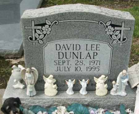 DUNLAP, DAVID LEE - Livingston County, Louisiana | DAVID LEE DUNLAP - Louisiana Gravestone Photos