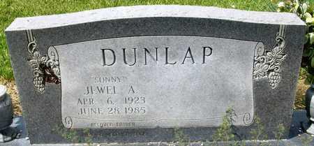 "DUNLAP, JEWEL A ""SONNY"" - Livingston County, Louisiana | JEWEL A ""SONNY"" DUNLAP - Louisiana Gravestone Photos"