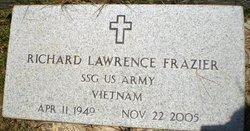 FRAZIER, RICHARD LAWRENCE (VETERAN VIET) - Livingston County, Louisiana | RICHARD LAWRENCE (VETERAN VIET) FRAZIER - Louisiana Gravestone Photos