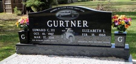 GURTNER, EDWARD CHARLES, III - Livingston County, Louisiana | EDWARD CHARLES, III GURTNER - Louisiana Gravestone Photos