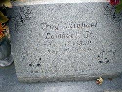 LAMBERT, TROY MICHAEL, JR - Livingston County, Louisiana   TROY MICHAEL, JR LAMBERT - Louisiana Gravestone Photos