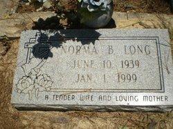 LONG, NORMA B - Livingston County, Louisiana   NORMA B LONG - Louisiana Gravestone Photos
