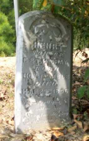 MCCRAY, HENRY - Livingston County, Louisiana | HENRY MCCRAY - Louisiana Gravestone Photos