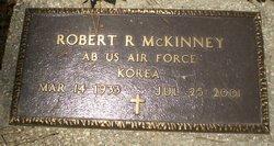 MCKINNEY, ROBERT R  (VETERAN KOR) - Livingston County, Louisiana | ROBERT R  (VETERAN KOR) MCKINNEY - Louisiana Gravestone Photos