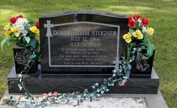 STOGNER, DONEL ADAM - Livingston County, Louisiana | DONEL ADAM STOGNER - Louisiana Gravestone Photos
