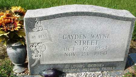STREET, GAYDEN WAYNE - Livingston County, Louisiana | GAYDEN WAYNE STREET - Louisiana Gravestone Photos