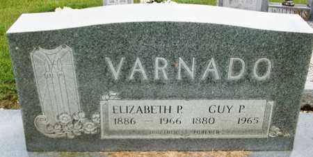 VARNADO, ELIZABETH P - Livingston County, Louisiana | ELIZABETH P VARNADO - Louisiana Gravestone Photos