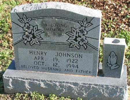 JOHNSON, HENRY - Madison County, Louisiana | HENRY JOHNSON - Louisiana Gravestone Photos