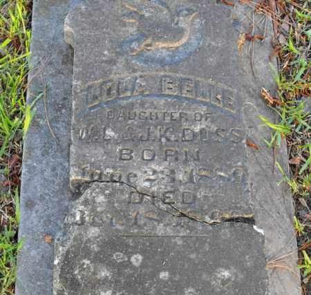 DOSS, LOLA BELLE - Morehouse County, Louisiana   LOLA BELLE DOSS - Louisiana Gravestone Photos