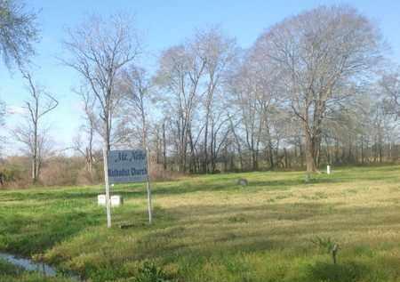 * ENTRANCE & GPS,  - Morehouse County, Louisiana    * ENTRANCE & GPS - Louisiana Gravestone Photos