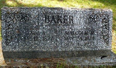 BAKER, ADA S - Natchitoches County, Louisiana | ADA S BAKER - Louisiana Gravestone Photos