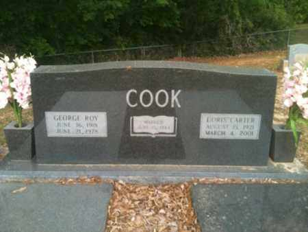 COOK, DORIS - Natchitoches County, Louisiana | DORIS COOK - Louisiana Gravestone Photos