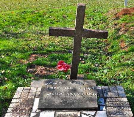 COUTEE, VINCENT - Natchitoches County, Louisiana | VINCENT COUTEE - Louisiana Gravestone Photos