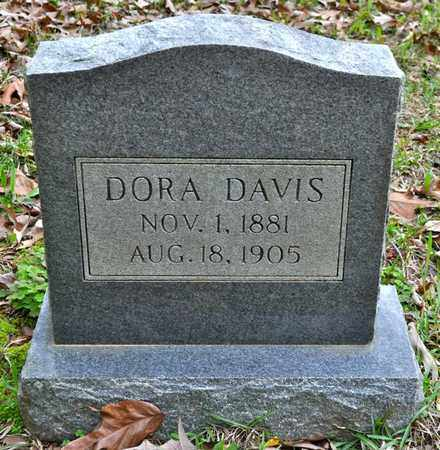 DAVIS, DORA - Natchitoches County, Louisiana | DORA DAVIS - Louisiana Gravestone Photos