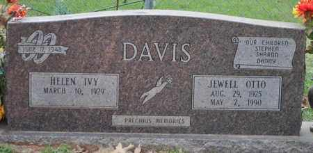 DAVIS, HELEN - Natchitoches County, Louisiana | HELEN DAVIS - Louisiana Gravestone Photos