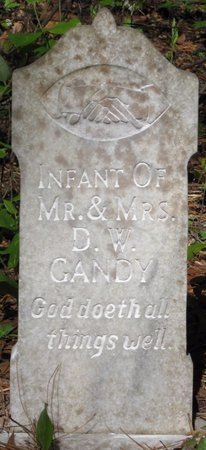 GANDY, INFANT - Natchitoches County, Louisiana   INFANT GANDY - Louisiana Gravestone Photos