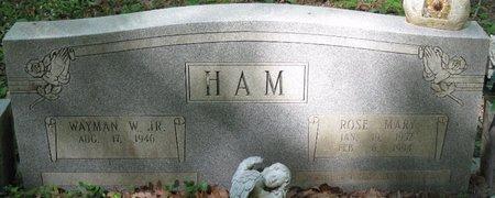 HAM, ROSE MARY - Natchitoches County, Louisiana | ROSE MARY HAM - Louisiana Gravestone Photos