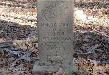 HOWARD, JIM - Natchitoches County, Louisiana   JIM HOWARD - Louisiana Gravestone Photos