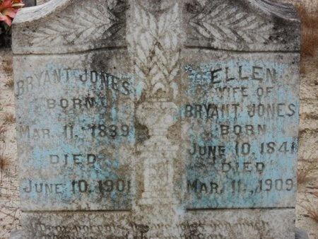 JONES, BRYANT  (VETERAN CSA) - Natchitoches County, Louisiana | BRYANT  (VETERAN CSA) JONES - Louisiana Gravestone Photos