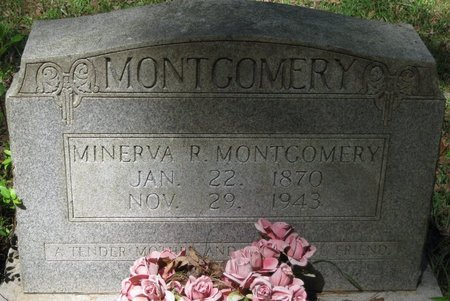 MONTGOMERY, MINERVA R - Natchitoches County, Louisiana | MINERVA R MONTGOMERY - Louisiana Gravestone Photos