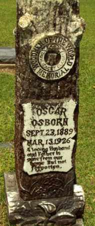 OSBORN, OSCAR - Natchitoches County, Louisiana | OSCAR OSBORN - Louisiana Gravestone Photos