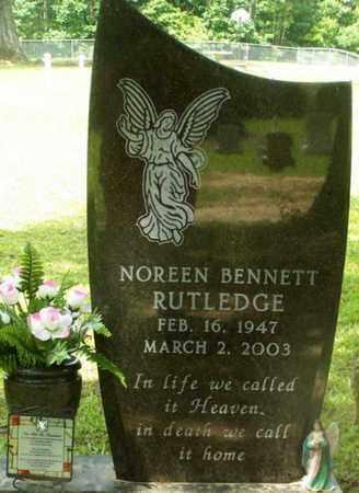 RUTLEDGE, NOREEN - Natchitoches County, Louisiana | NOREEN RUTLEDGE - Louisiana Gravestone Photos