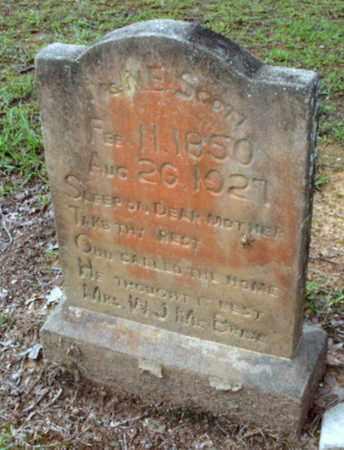 SCOTT, N E, MRS - Natchitoches County, Louisiana   N E, MRS SCOTT - Louisiana Gravestone Photos