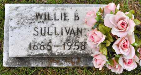 SULLIVAN, WILLIE B - Natchitoches County, Louisiana   WILLIE B SULLIVAN - Louisiana Gravestone Photos