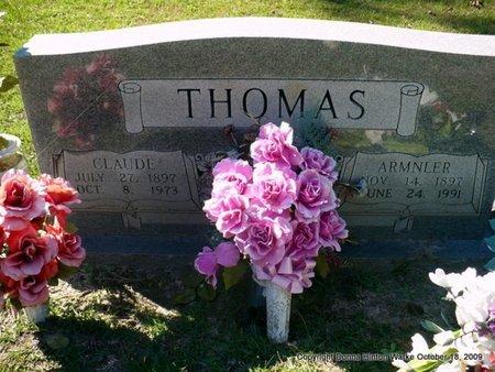 THOMAS, ROYAL CLAUDE - Natchitoches County, Louisiana   ROYAL CLAUDE THOMAS - Louisiana Gravestone Photos