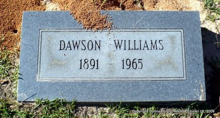 WILLIAMS, ISAAC DAWSON - Natchitoches County, Louisiana | ISAAC DAWSON WILLIAMS - Louisiana Gravestone Photos
