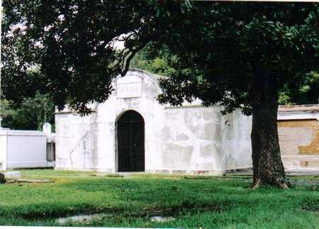 CHINESE, MAUSOLEUM - Orleans County, Louisiana | MAUSOLEUM CHINESE - Louisiana Gravestone Photos