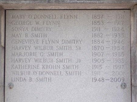 SMITH, MAY B - Orleans County, Louisiana | MAY B SMITH - Louisiana Gravestone Photos
