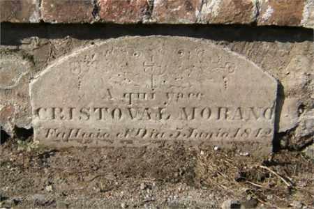 MORANO, CRISTOVAL - Orleans County, Louisiana | CRISTOVAL MORANO - Louisiana Gravestone Photos