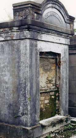 SCHALLER, JOHN (CRYPT) - Orleans County, Louisiana | JOHN (CRYPT) SCHALLER - Louisiana Gravestone Photos
