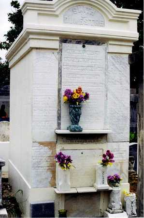 SMITH - DUMESTRE, MAUSOLEUM - Orleans County, Louisiana | MAUSOLEUM SMITH - DUMESTRE - Louisiana Gravestone Photos