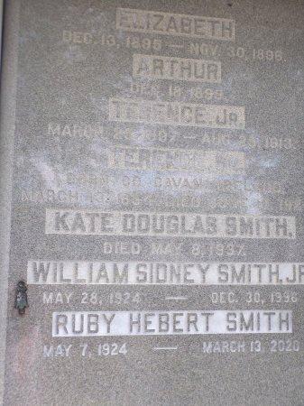 SMITH, RUBY - Orleans County, Louisiana | RUBY SMITH - Louisiana Gravestone Photos