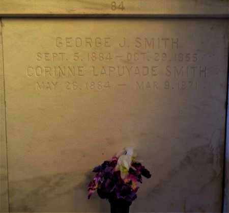 SMITH, CORINNE - Orleans County, Louisiana | CORINNE SMITH - Louisiana Gravestone Photos