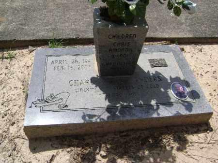 ANDERS, CHARLES MIKE - Ouachita County, Louisiana   CHARLES MIKE ANDERS - Louisiana Gravestone Photos