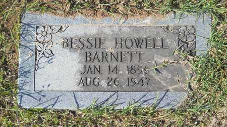 BARNETT, BESSIE - Ouachita County, Louisiana   BESSIE BARNETT - Louisiana Gravestone Photos