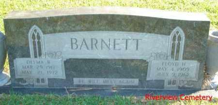 BARNETT, DELMA - Ouachita County, Louisiana | DELMA BARNETT - Louisiana Gravestone Photos