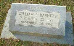 BARNETT, WILLIAM L - Ouachita County, Louisiana   WILLIAM L BARNETT - Louisiana Gravestone Photos