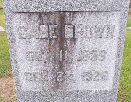 BROWN, GABE - Ouachita County, Louisiana | GABE BROWN - Louisiana Gravestone Photos